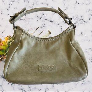 FRITZI AUS PREUSSEN German hobo bag, PETA certified vegan leather